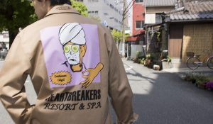 """ HEARTBREAKERS JACKET & CAP """