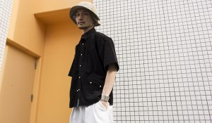 "【PHINGERIN】"" JEANS MS2 SHIRT """