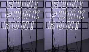 RUN!PUNK!RUN!【SATISFY】START!