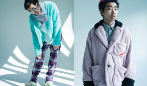 "【PHINGERIN】""PEDDY COAT""/""FLUFFY JUMPER"""