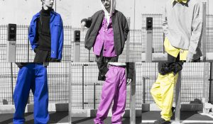 "【LANDLORD】"" COLOR SHIRT & PANTS"""