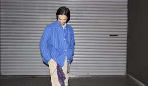 "【unsame】"" re:hospital shirt """